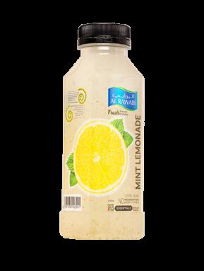 Freshly Squeezed Lemonade Mint Drink