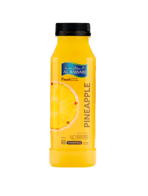 Freshly Squeezed Pineapple Drink
