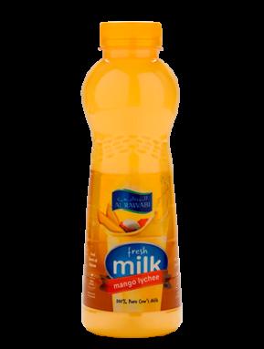 Mango Lychee Milk