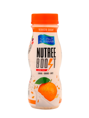 Nutree Boost Orange With Oats