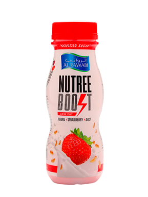 Nutree Boost Strawberry With Oats