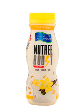 Nutree Boost Vanilla With Oats