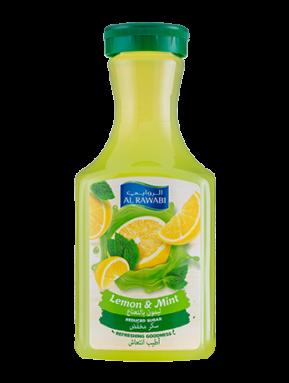 Lemon Mint (Reduced Sugar)